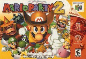 Free Mario Party 2 rom