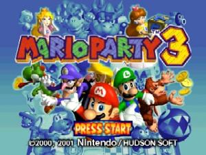 Virus Free Mario Party 3 rom
