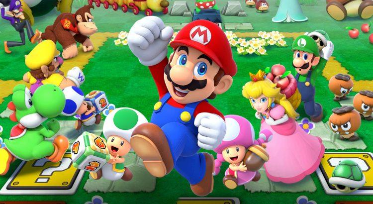 Mario Party 64 ROM