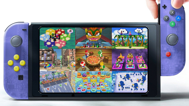 Mario Party 11 Switch