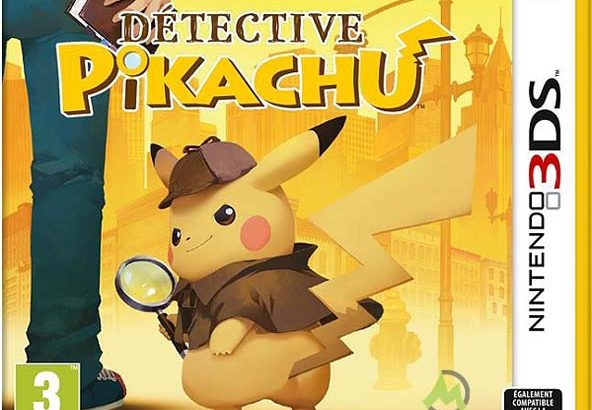 Detective Pikachu 3DS Rom