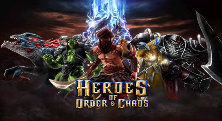 Heroes of order and chaos hack 2018