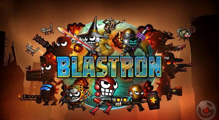 Blastron Hack 2018